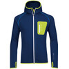 Ortovox M's Fleece Hoody Strong Blue